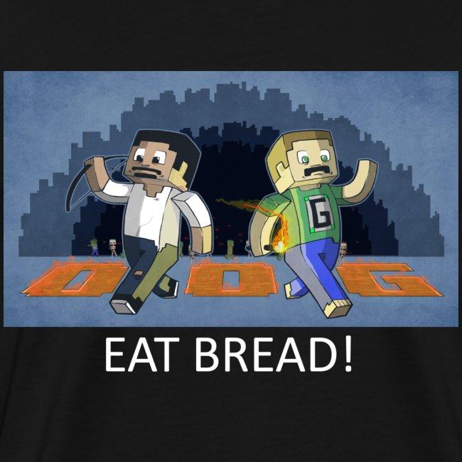 EAT BREAD! - Black Heavy Weight