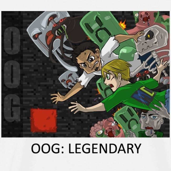 LEGENDARY! - Anime White Heavy Weight