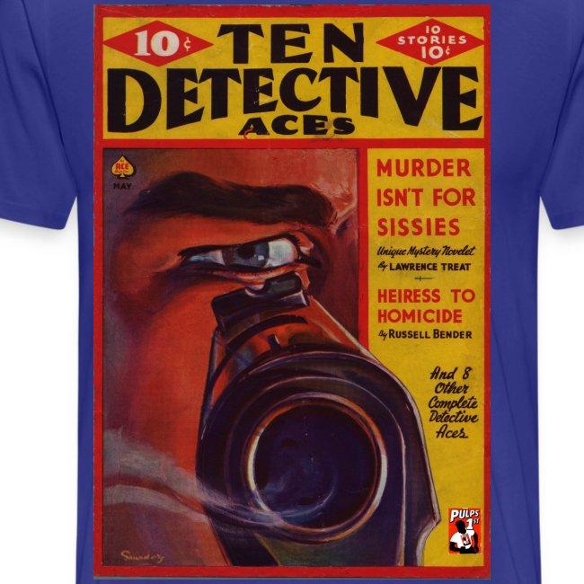 3XL Ten Detective Aces