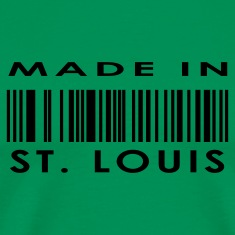 Made in St. Louis  T-Shirts
