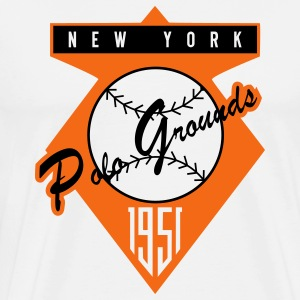 Polo Grounds (Heavy Weight) - Men's Premium T-Shirt
