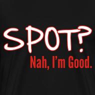 Design ~ Spot? Shirt, Black