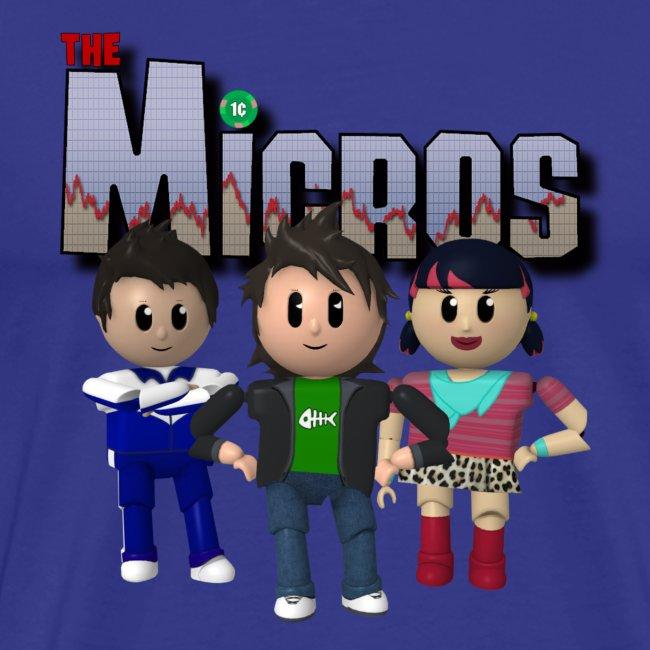 """Micros """"RunGood"""" T - 3XL & 4XL"""