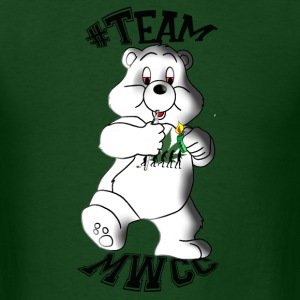 #TeamMWCC Mr. Piffington Tee - Men's T-Shirt