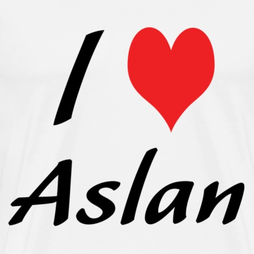 I Heart Aslan (Light Shirts)