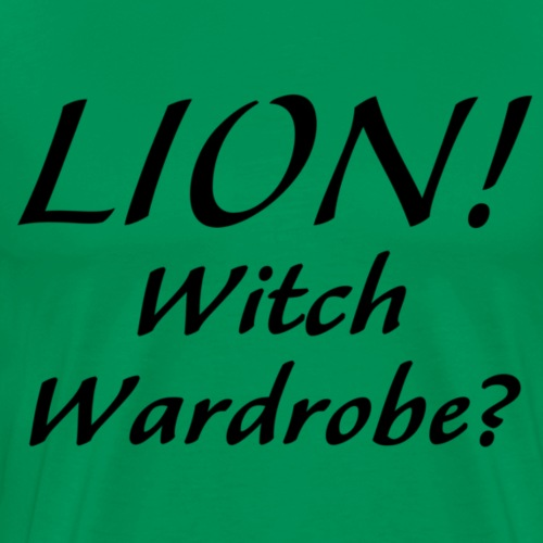 LION! Witch Wardrobe?