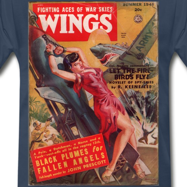 3XL Wings Summer 1948