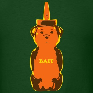 Bait 3 color - Men's T-Shirt
