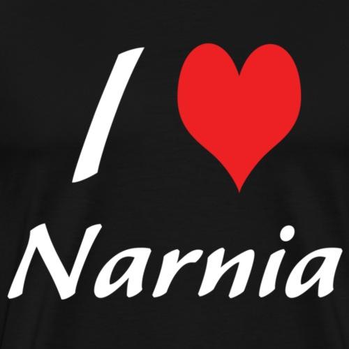 I Heart Narnia (Dark Shirts)