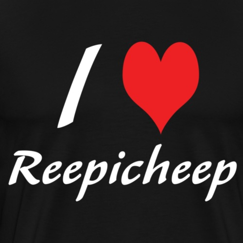 I Heart Reepicheep (Dark Shirts)