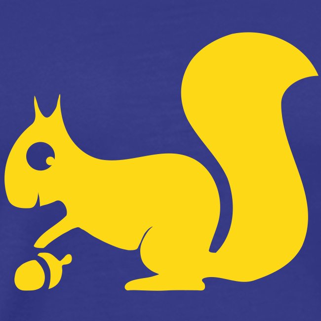 t-shirt squirrel acorn chipmunk tree forest animal