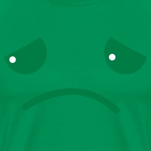 sad face chibi kawaii T-Shirts - Men's Premium T-Shirt