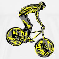 Design ~ Mountain Biking Shirt - Dirt Bike Design