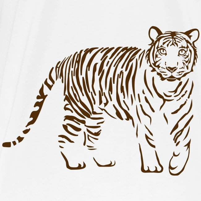 t-shirt tiger cat cheetah lion wild predator hunter hunting