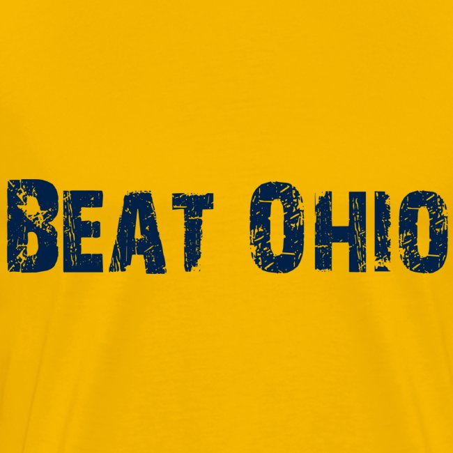 Beat Ohio - Maize