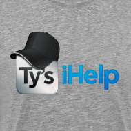 Design ~ Ty's iHelp T-Shirt
