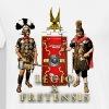 Legio X Fretensis 3XL-4XL T-Shirt - Front Placement - Men's Premium T-Shirt