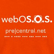 Design ~ webOS.O.S (white) Men's Heavyweight T-Shirt