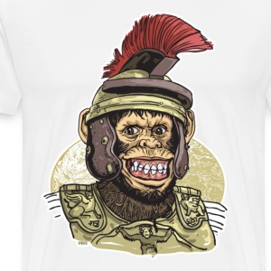 Caesar Chimp - Men's Premium T-Shirt