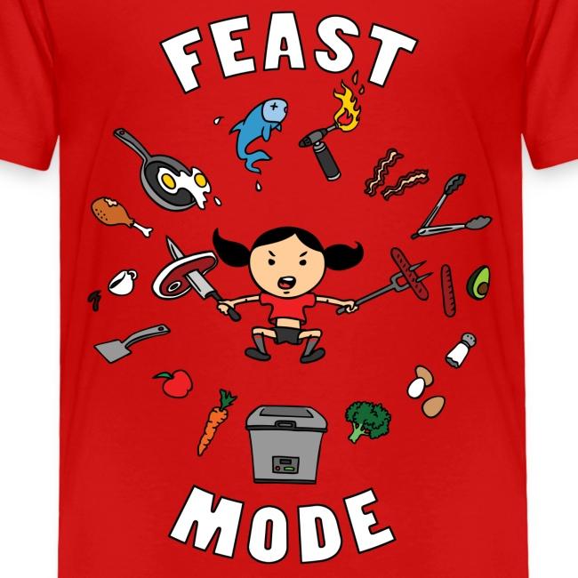 Feast Mode (Toddler)