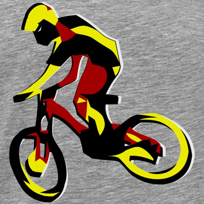 Mountain Bike Shirt - What's Up Dawg?