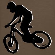 Design ~ Mountain Bike Shirt - What's Up Dawg?