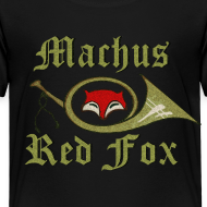 Design ~ Machus Red Fox