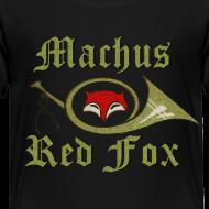 Design ~ Machus Red Fox