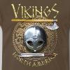 Vikings North America T-Shirt Logo Front/Tagline Back - Men's Premium T-Shirt