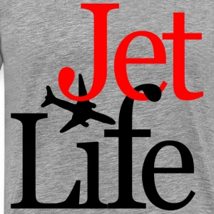 Jet Life T-Shirts - stayflyclothing.com - Men's Premium T-Shirt