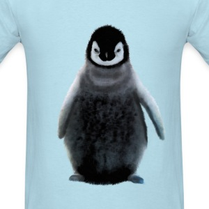 Cute Baby Penguin Design - Men's T-Shirt