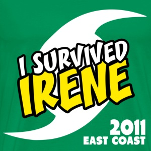 Survived Irene 2001 T-Shirts - Men's Premium T-Shirt