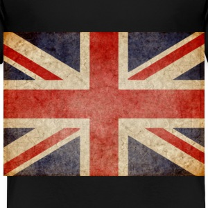 Faded UK Flag Toddler Shirts - Toddler Premium T-Shirt