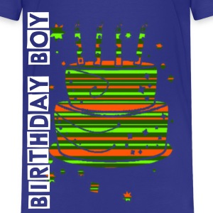 Birthday Boy - Kids' Premium T-Shirt