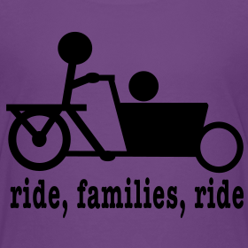 Design ~ Youth Bakfiets Ride Families