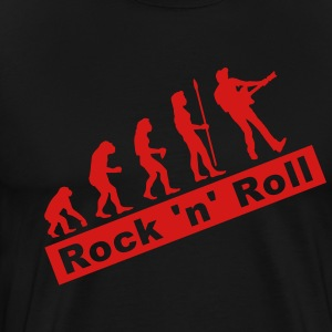 Rock 'n' Roll T-Shirts - Men's Premium T-Shirt