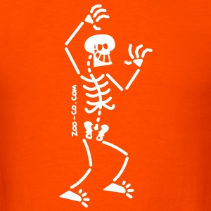 Bad Skeleton T-Shirts - Men's T-Shirt