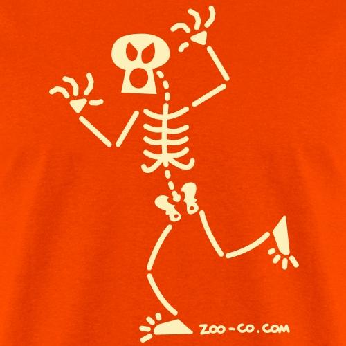 Skeleton Frightening