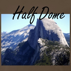Half Dome - Men's Premium T-Shirt