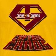 Design ~ Piketoon Captain Chaos Shield Tee