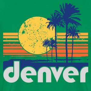 Palm Trees of Denver - Men's Premium T-Shirt
