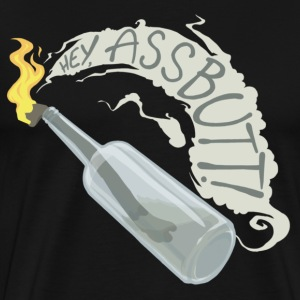 Assbutt Light T-Shirts - Men's Premium T-Shirt