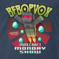 Design ~ Bebop Vox shirt by WonderCraft