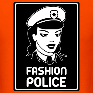 Fashion Police T-Shirts - Men's T-Shirt
