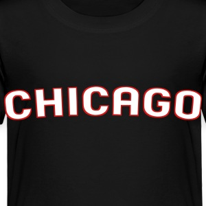 Chicago Toddler Shirts - Toddler Premium T-Shirt