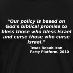 Political - Texas Republican Platform