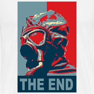 The End T-Shirts - Men's Premium T-Shirt