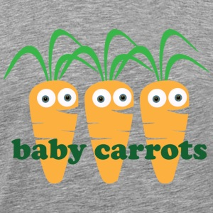 Baby Carrots Shirt - Men's Premium T-Shirt