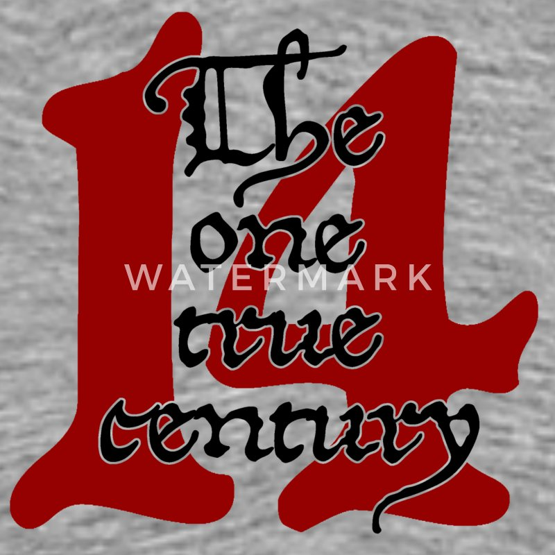 14 - The One True Century Pocket - Men's Premium T-Shirt