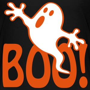 Halloween Ghost - Toddler Premium T-Shirt